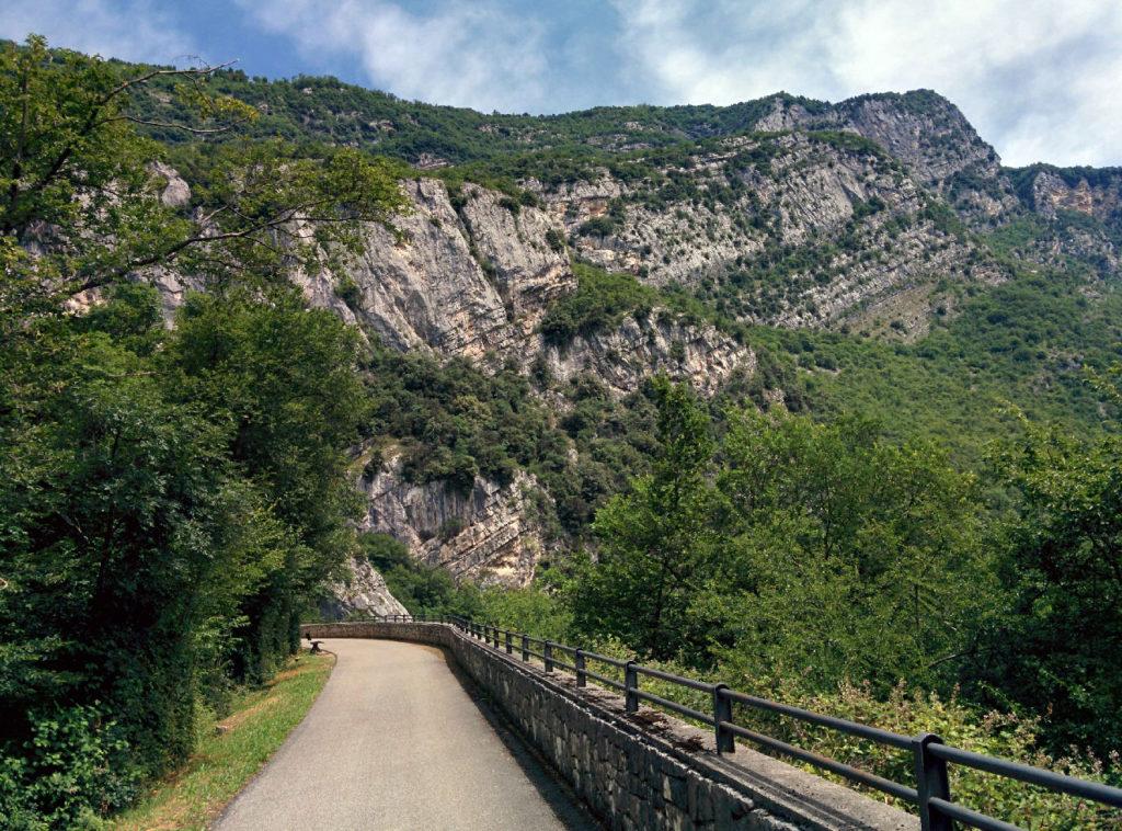 Aufstieg zum Passo Bordalo